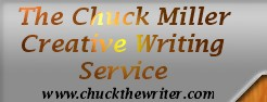 The Chuck Miller Creative Writing Service